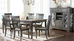 Grey Dining Table And Chairs Gray Dining Table And Chairs Smc