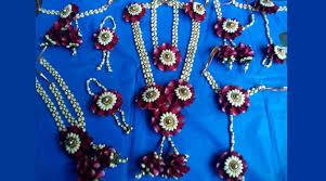 flower jewellery r k flower jewellery creation sangli narivishwa