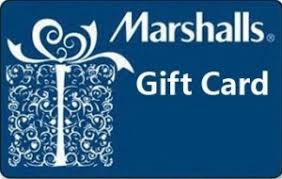 gift card offers marshalls gift cards review buy discounted promotional offers