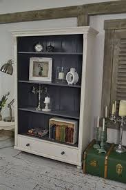 Annie Sloan Painted Bookcase This Farmhouse Pine Bookcase Has Been Painted In Annie Sloan