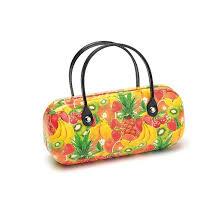 handtaschen design schickes brillenetui brillenbox handtaschen design früchte harts