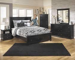 Black Furniture Sets Bedroom Distressed Black Bedroom Furniture