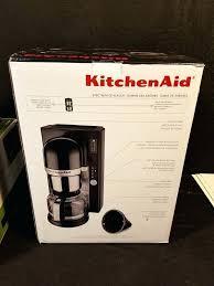 Kitchenaid Coffee Filters Kitchen Aid Coffee Maker Coffee Maker