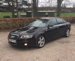 2007 56 audi a6 2 0 tdi 140 bhp 6 speed manual s line in
