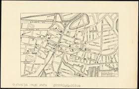 Map Of Mass Map Of Salem Village 1692 Digital Commonwealth