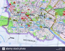 Wittenberg Germany Map by West Germany Map Stock Photos U0026 West Germany Map Stock Images Alamy