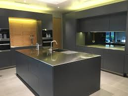Kitchen Office by Neo Metro Custom Stainless Steel Office Kitchen Island Is 96 U201d X