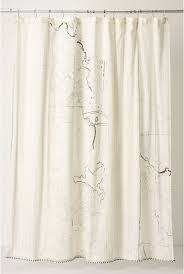 Neutral Shower Curtains Beautiful Neutral Shower Curtains Apartment Therapy