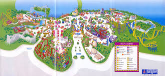 Six Flags Nyc Six Flags Vallejo Map File Six Flags Discovery Kingdom Mapjpg