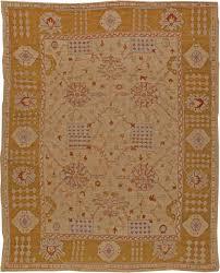 antique turkish oushak rug bb5748 ebay