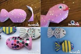 tutorial kerajinan tangan dari kertas gulung kerajinan tangan membuat ikan dari karton gulung tutorial lain