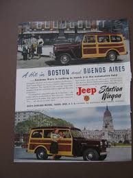 jeep station wagon advertising u0026 brochures ewillys page 25
