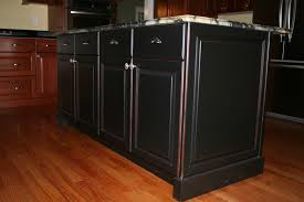 distressed black kitchen island legacy homes inc new hshire custom home builders