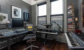 small music studio 15 design ideas for home music rooms and studios home design lover