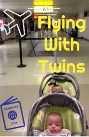 When tara met blog tips for flying with infant or toddler twins