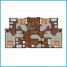 four bedroom floor plans college station four bedroom apartments northpoint crossing