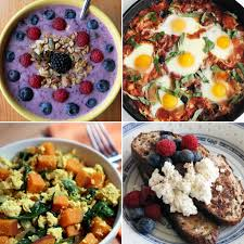 Healthy Menu Ideas For Dinner Healthy Breakfast Recipe Ideas Popsugar Fitness