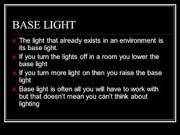 Turn The Light On Lighting Ppt Online Download