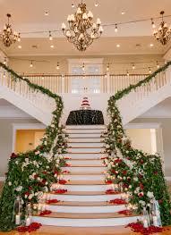 Stairs Decorations by Unique Ideas To Decor Stairways For Wedding U2013 Weddceremony Com