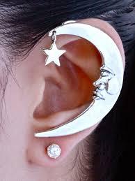 ear wrap moon ear wrap jewelry