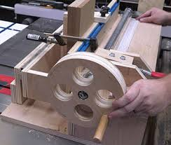 incremental box joint jig