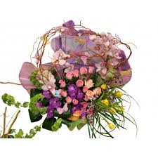 Roses Bouquet Thinking Of You Pink Roses Bouquet Event Flowers Ny
