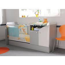 chambre bébé9 charmant modele deco chambre fille 14 lit bebe evolutif yanis