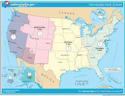 Printable Map Of United States by United States Time Zones Interactive Map Quiz Social Studies