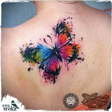 mytattooland com watercolor butterfly ideas