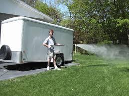 washing a trailer howstuffworks