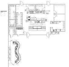 kitchen layout layout of restaurant kitchen design commercial