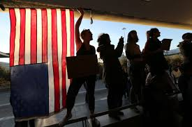 Rules For Flying The American Flag At Night The Latest On Trump U0027s Travel Ban On Seven Muslim Majority Countries