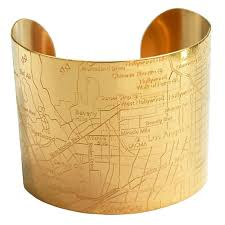 cuff bracelet from images Los angeles bracelets the perfect gift for la lovers jpg