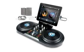 dj table for beginners idj live dj software controller for ipad iphone ipod numark