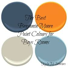 the best benjamin moore paint colours for boys rooms benjamin