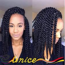 marley hair crochet styles marley hair crochet styles 14 16 kanekalon jumbo braid hair