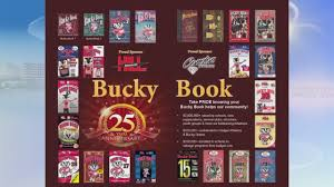 the bucky book celebrates its 25th anniversary