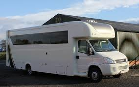 stunning 6 berth motorhome race car bike g for sale on em