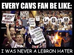 Lebron Hater Memes - lebron james bandwagon meme sports unbiased