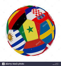 Football Country Flags Soccer Football Ball Russia Flag Stock Photos U0026 Soccer Football