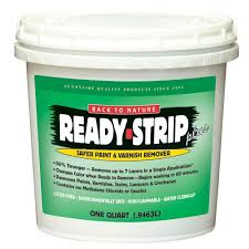 ready strip 1 qt safer paint and varnish remover environmentally