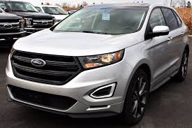 ford edge crossover new 2018 ford edge sport for sale 50495 0 ford st basile