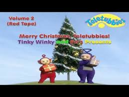 merry teletubbies volume 2 tinky winky and po s
