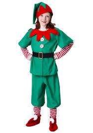 child holiday elf costume