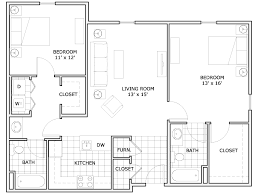 Plans For Garage Apartments Garage Apartment Floor Plans Do Yourself Prefab Modern Bedroom