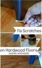Fix Hardwood Floor Scratches - how to fix timber floor scratches easily house handy man and woods