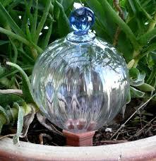 swirled size watering globes