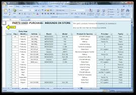 Auto Loan Spreadsheet Vehicle Maintenance Spreadsheet Template Car Maintenance Tips
