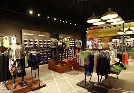 Retail Store Lighting Fixtures Nike Store Lighting