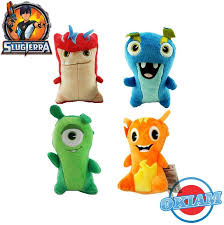 stuffed slugterra toys slug terra gift kids burpy boon